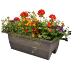 "24"" Deck Rail Planter"